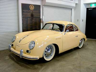 Car Bumper Guard >> Porsche 356 spotters guide