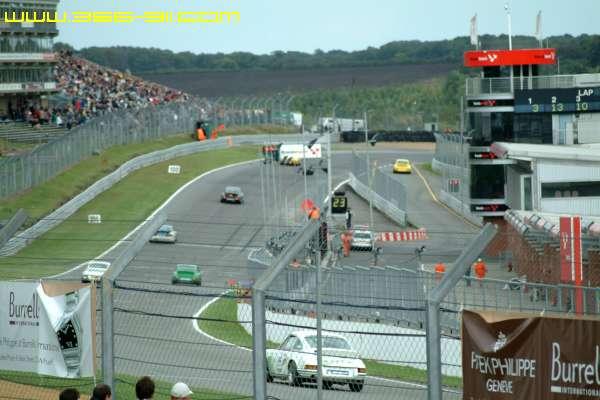 Porsche Club Great Britain National Day Brands Hatch 2004
