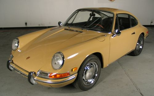 Porsche 911 Colour / Color Guide