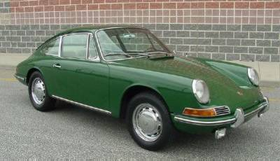 Early porsche 911 spotters guide