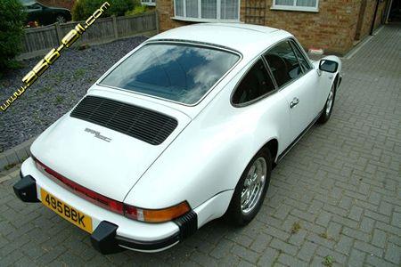 Porsche 911sc Sportomatic 1979 Restoration