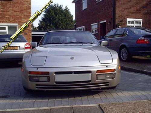 Gallery Porsche 944 Turbo 1986