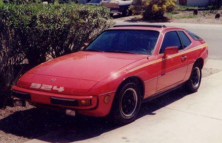 Porsche on The 1979 Porsche 924 Sebring Edition Was Produced To Celebrate Porsche