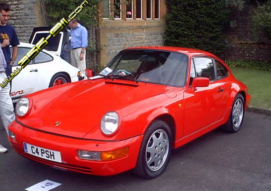 Porsche 911 spotters guide the 911964 carrera 4 of 1989 was claimed to be 87 new it had new front and rear suspensions modern aerodynamics an advanced electronic 4 wheel drive publicscrutiny Choice Image