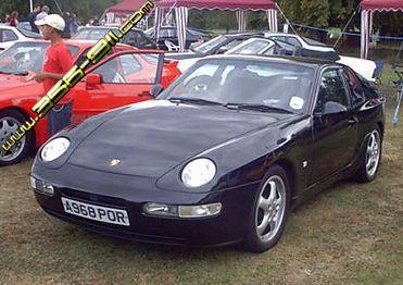 Porsche on Porsche 968 Spotters Guide