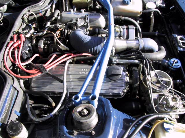 Porsche 924 Turbo air filter