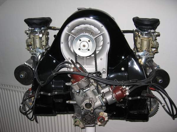 Rare Original Porsche 550 Spyder Rsk Rs 60 Engine For Sale