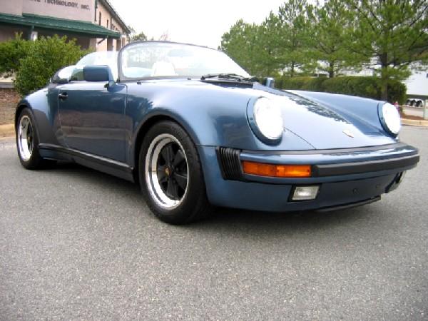 Porsche 911 Speedster 1989 Lhd For Sale