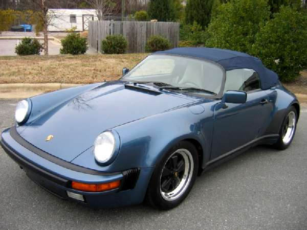 Porsche 911 Speedster 1989 Lhd For Sale