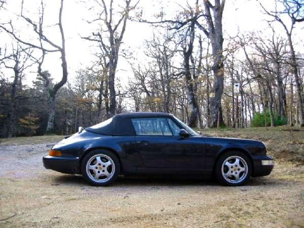 Porsche 964 Cabriolet Rhd For Sale