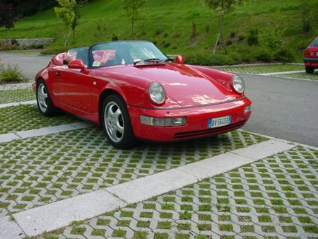 Porsche 964 Speedster For Sale