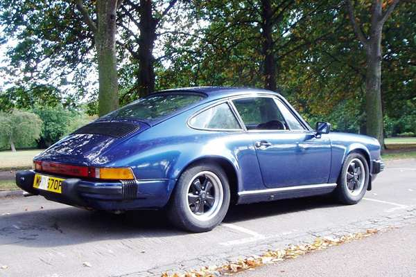 Porsche 911 3 0 Carrera 1976 Rhd For Sale
