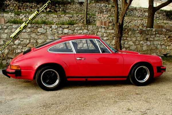 Porsche 911 Carrera 2.7 1975 LHD For Sale
