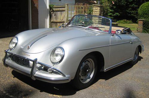 Porsche 356 Converible D Lhd Uk For Sale